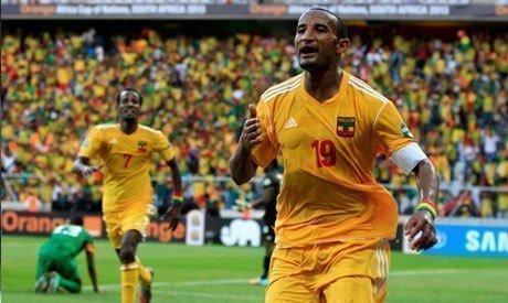 Zambia and Ethiopia Draw, 1-1