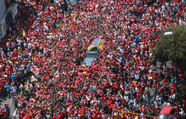 Hugo Chavez: Behind the myth,a man