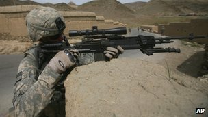 US troops killed in Afghan 'insider attack'
