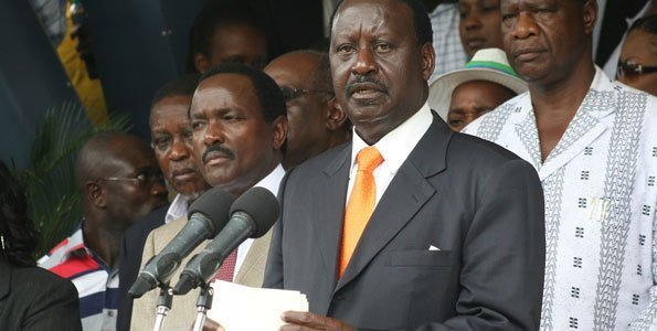 Raila: Why I challenged IEBC's move to declare Uhuru president