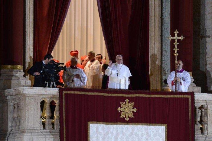 Jorge Mario Bergoglio is the new Pope of the Catholic Church: Francis I