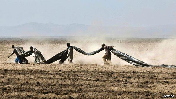 Ethiopia and Kenya: Doing it my way