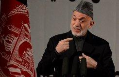 Afghanistan's Karzai says Taliban in talks with US