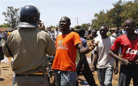 Police fire teargas at angry backers of Kenya vote loser