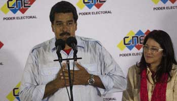 Venezuela's election held peacefully