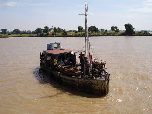 Boat in Lake Tana Photo credit: Mesafint Bazezew