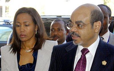 Azeb Mesfin - Ethiopia
