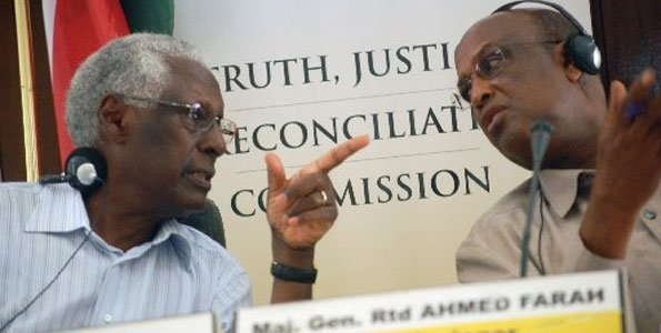 TJRC Commissioner Ambassador Berhanu Dinka has died in New York after a brave battle with cancer