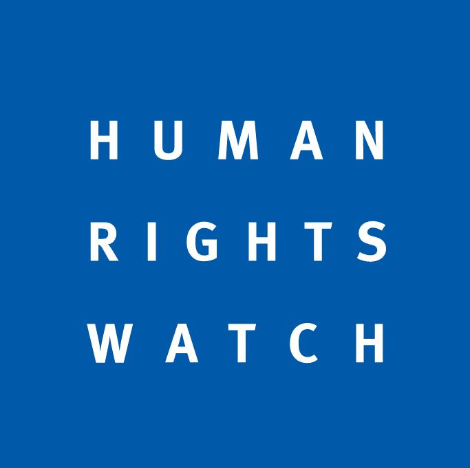 Human Rights Watch appears to be short of unequivocal stance