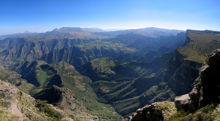 Extreme Ethiopia: ride rough guides' number one country in 2014
