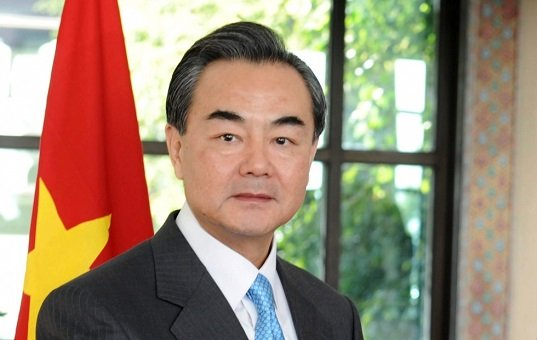 Ethiopia - Chinese foreign Minister Wang-Yi