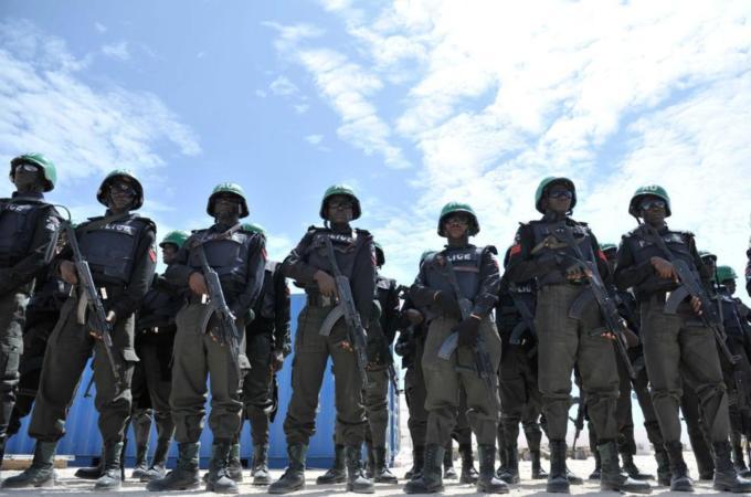 African Union Peacekeeping troops have been present in Somalia since 2007 [EPA] /Aljazeera