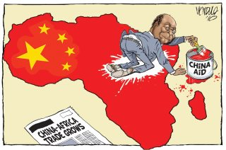 Africa has no friends, foreign countries are in Africa to serve their own interests/Africanglobe