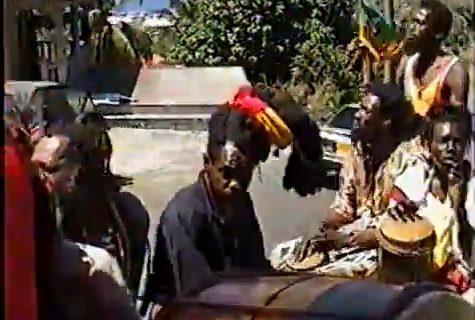 Battle of Adowa St. Vincent 1998