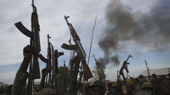 Video: Hundreds massacred in South Sudan