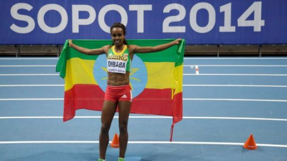 Video : 3000m Women Final – Genzebe Dibaba Sopot 2014