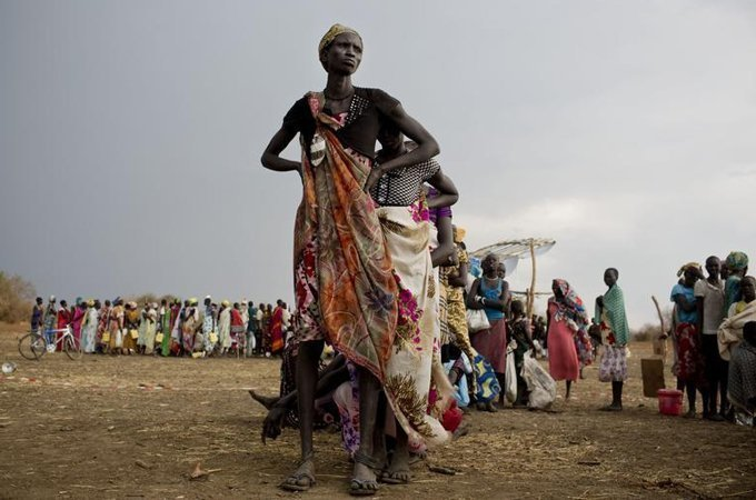 The UN estimates that more than 250,000 have fled to neighbouring countries [Reuters]