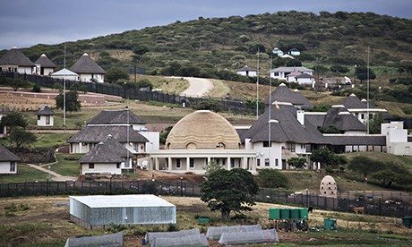 Jacob Zuma told to repay cash spent on private home