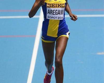 Women 1500 Metres Final – IAAF World Indoor Championships