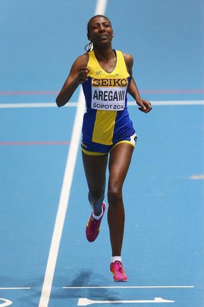 Source IAAF
