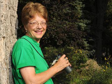 WHITBY -- Columnist Margaret Carney. July 18, 2012