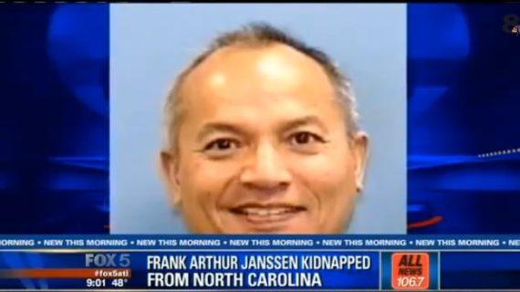 FBI rescued Kidnap victim Frank Janssen