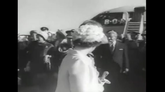Queen Elizabeth II visit to Ethiopia