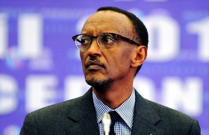 rom saviour to pariah? Rwanda's president, Paul Kagame.