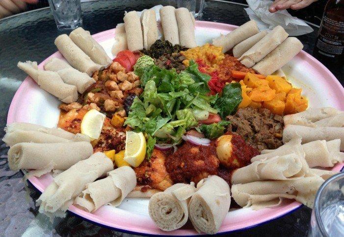 Ethiopian Restaurants in Toronto