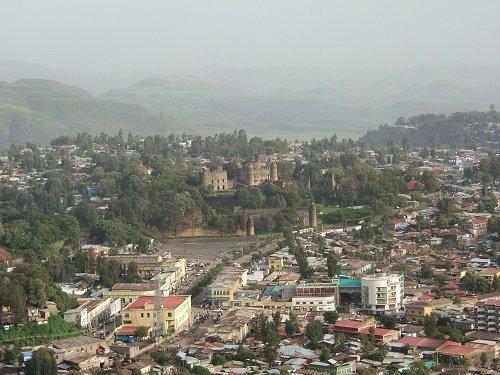 Gondar Town