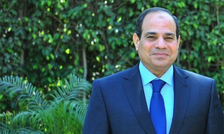 Presidential Candidate Abdel Fattah El-Sisi (Photo courtesy of El-Sisi official campaign) /Posted on Ahramonline