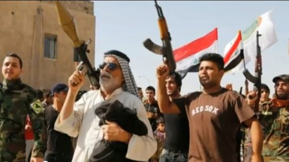 Iraq Crisis : 279 Islamic Militants Killed In 24 Hours