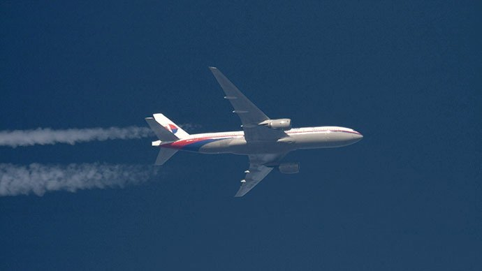 FILE Photo. Boeing 777 Malaysian Airlines (Reuters / Tomasz Bartkowiak)
