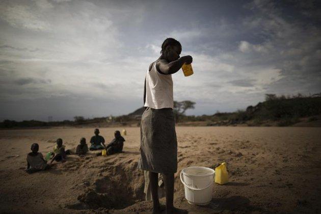 AFP Drought