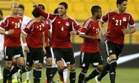 Egypt's national team (Photo: Ahram)
