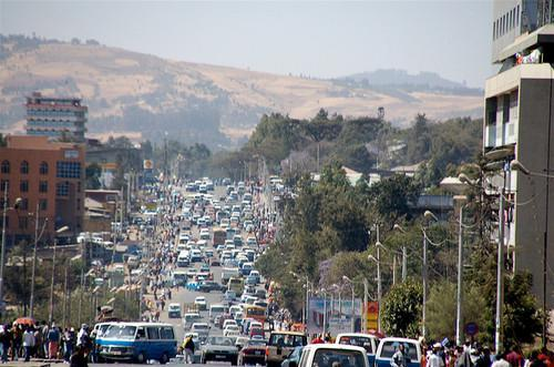 Addis Ababa, where the wedding crashing took place (Photo: Sam Effron/Flickr)