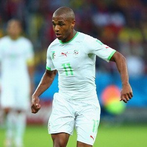Yacine Brahimi © Gallo Images  Source -SuperSport
