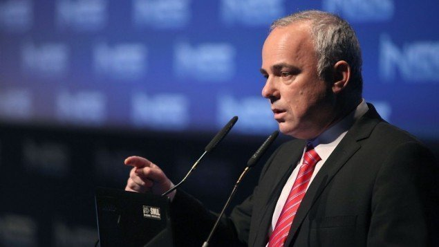 Intelligence Minister Yuval Steinitz addresses the seventh Annual INSS conference in Tel Aviv, Wednesday, January 29, 2014 (photo credit: Gideon Markowicz/Flash90)