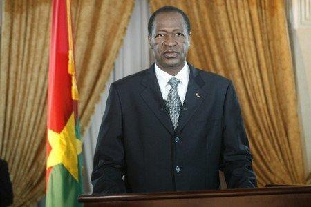 President Blaise Compaore  source -Capitalafrique.com