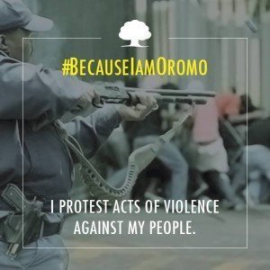 Source- becauseIamOromo page on facebook