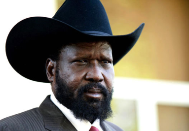 South Sudanese preasident Salva Kiir (AFP)