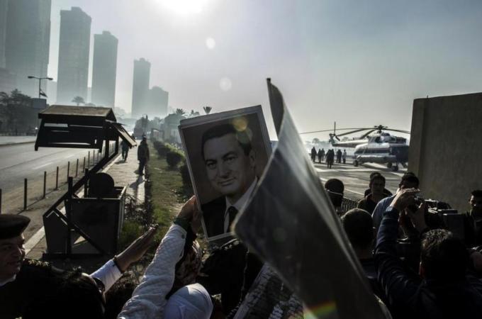 The undone revolution in Egypt