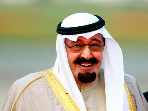 Saudi Arabia's King Abdullah bin Abdulaziz/ Saudi Gazette