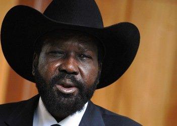 South Sudanese president Salva Kiir (Photo: Paul Banks/UNMIS)