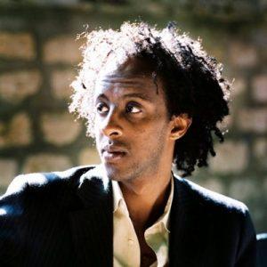 Dinaw Mengistu