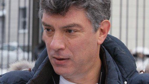 Boris Nemtsov (RIA Novosti / Ruslan Krivobok)