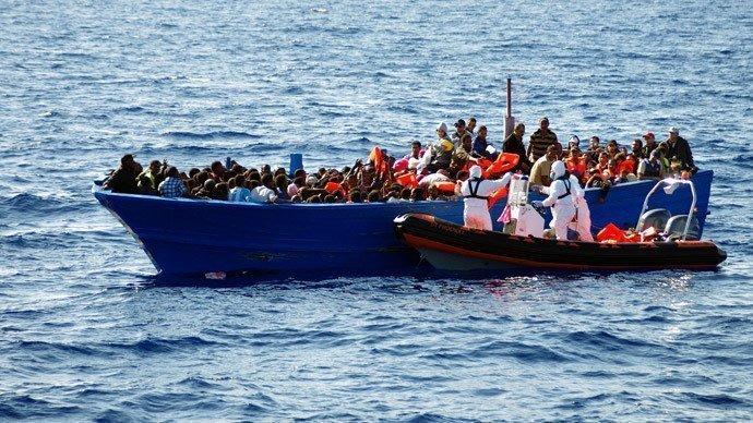AFP Photo / MOAS  via RT