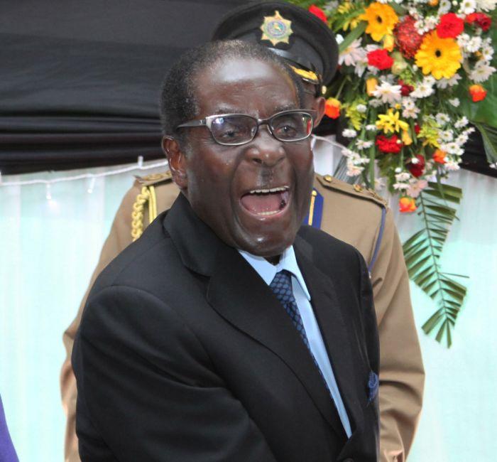 Robert Mugabe - Goodwill Ambassador -Tedros Adhanom
