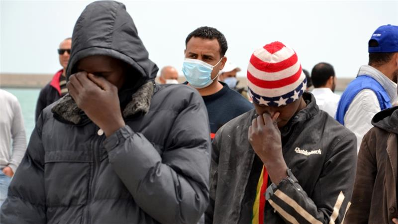 African migrants are risking death by drowning and in conflict in their attempts to reach Europe [AFP] Source - Aljazeera