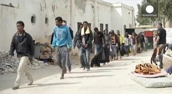 Ethiopians in Libya